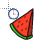 watermelon working.ani Preview