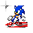 sonic_surfboard.ani Preview