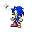 sonic_idle.ani Preview