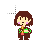Undertale Chara - Text Select.ani Preview