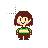 Undertale Chara - Busy.ani Preview