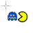 Pacman & Blinky.ani Preview
