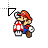 PaperMario_WorkingInBackground.ani Preview