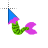 mermaid cursor.ani Preview