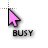 Pink  Cursors - Busy.ani Preview