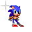 Sonic Wait.ani Preview