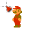 SuperMarioWorkingInBackground.ani Preview