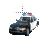 police car.ani Preview