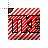 TKE White Stripe Filled Background.ani Preview