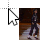 Michael Jackson Moonwalk.ani Preview