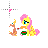 Fluttershy -Help Select-.ani Preview
