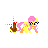 Fluttershy -Horizontal Resize-.ani Preview