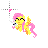 Fluttershy -Link Select-.ani Preview