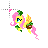 Fluttershy -Move-.ani Preview
