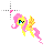 Fluttershy -Normal Select-.ani Preview