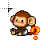 monkeyanihelpselect.ani Preview