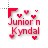 Junior and Kyndal.ani Preview
