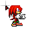 Knuckles Normal.ani Preview