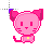Pink cat.ani Preview