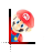Peek-a-Boo Mario.ani Preview
