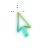 glow cursor.ani Preview