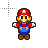Mario - Spining.ani Preview