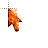 Flame cursor.ani Preview