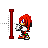 knuckles - text.ani Preview
