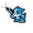 Veemon - handwriting.ani Preview