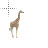 Giraffe with blue tongue sticking out.ani Preview