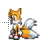 tails pointer.ani Preview