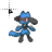 riolu cursor.ani Preview