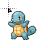 squirtle cursor.ani Preview