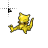 Abra cursor.ani Preview