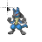 lucario cursor.ani Preview
