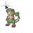 Breloom cursor.ani Preview