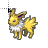 jolteon cursor.ani Preview