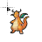 dragonite cursor.ani Preview