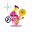 Pinkie Pie -Help Select-.ani Preview