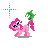 Pinkie Pie -Alternate Select-.ani Preview