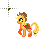 Applejack -Alternate Select-.ani Preview
