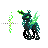 Chrysalis -Horizontal Resize-.ani Preview