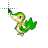 pokemon snivy normal.ani Preview