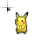 3d pikachu.ani Preview