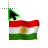Kurdistan Flag Mouse.ani Preview