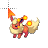 Flareon Working in Background!.ani Preview