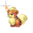 Growlithe - Bouncy!!.ani Preview