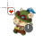 Working in Background teemo.ani Preview