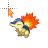 Cyndaquil - Attack (animated).ani