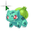 Bulbasaur - Bouncy!.ani Preview